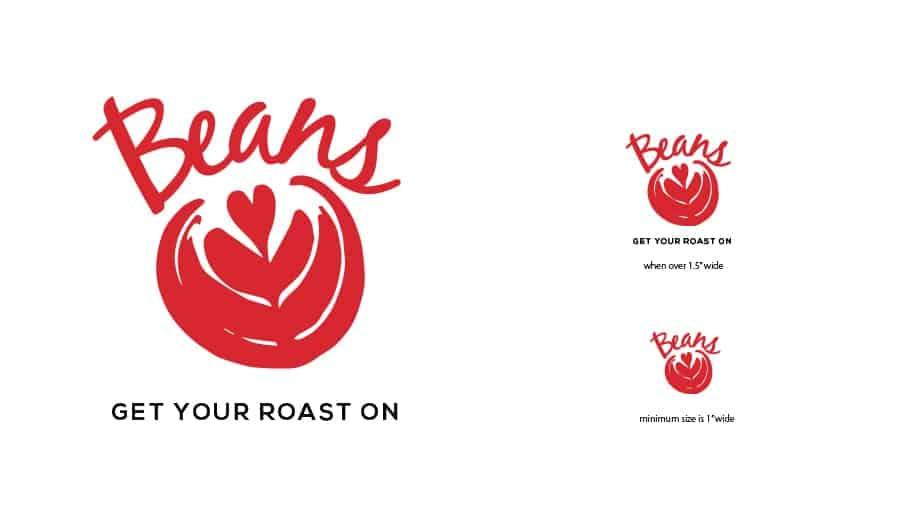 Beans BVI Branding